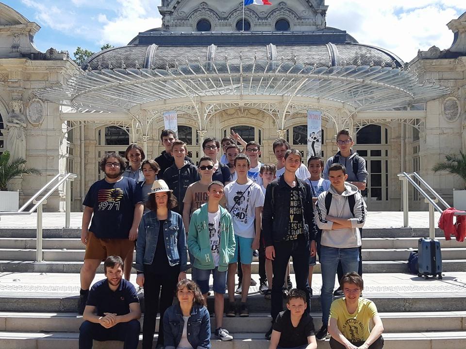 Quai Lyonnais des Jeunes Bridgeurs
